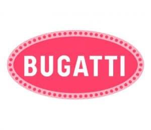 logotipo Bugatti