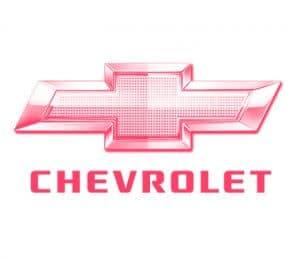 Chevrolet logotipo