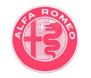 logotipo alfa romeo