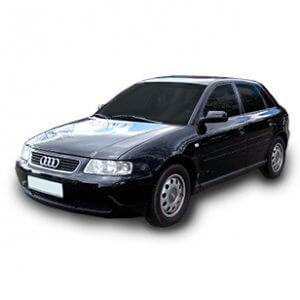 Audi A3 1gen fondo blanco