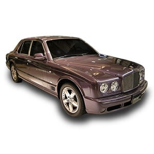 bentley arnage fondo blanco