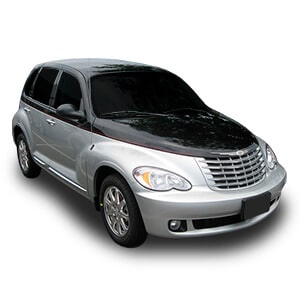 chrysler Pt Cruiser 2gen fondo blanco