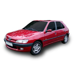 Peugeot 306 chasis