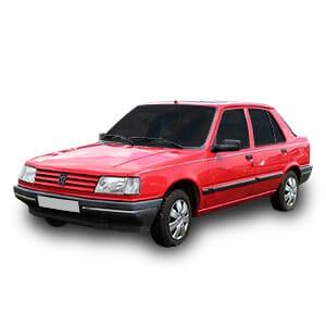 Peugeot 309 chasis