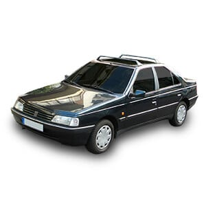 Peugeot 405 chasis