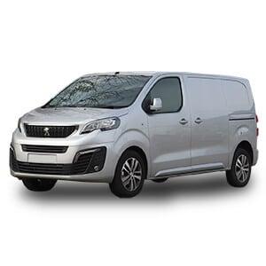 Peugeot Expert tercera generacion chasis