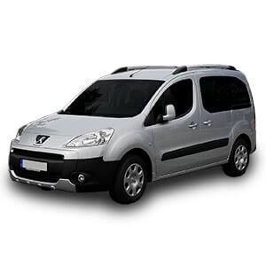 Peugeot Partner segunda generacion chasis
