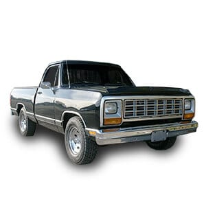 Dodge Ram D150 chasis