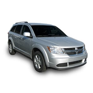 dodge journey chasis