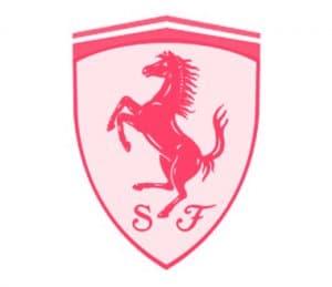 logotipo ferrari