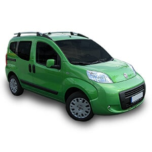 fiat qubo chasis