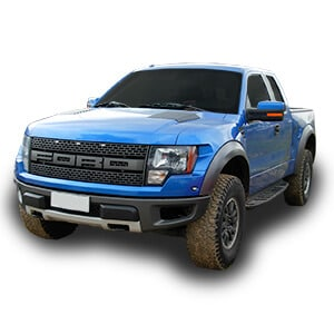 ford f150 raptor chasis