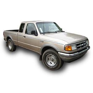 ford ranger segunda generacion chasis