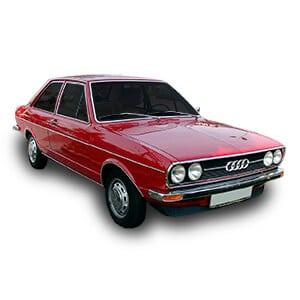 Audi 80 primera generacion chasis