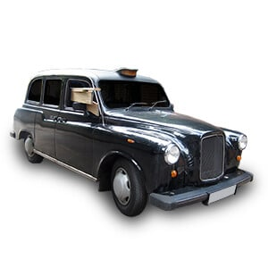 carbodies taxi hire chasis