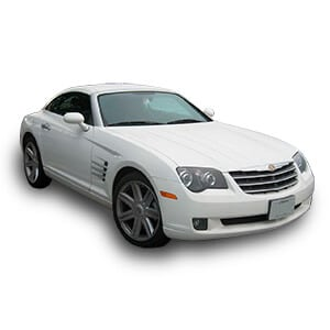 chrysler crossfire chasis