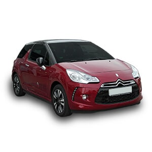 citroen ds3 chasis