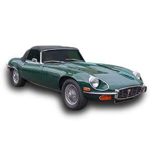 Jaguar e type chasis