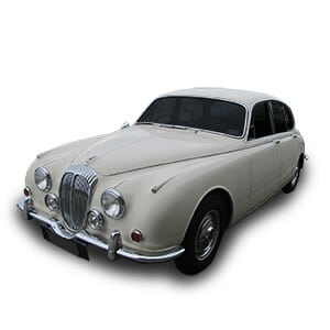 jaguar mark II chasis
