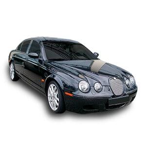 jaguar s type chasis