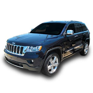 jeep grand cherokee 4gen chasis
