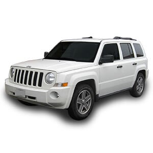 jeep patriot chasis