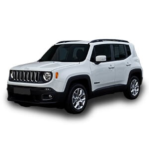 jeep renegade chasis