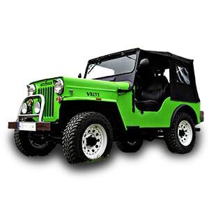 jeep viasa chasis