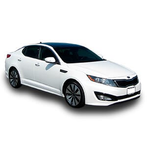 kia optima chasis
