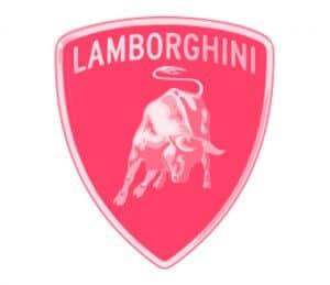 Logotipo Lamborghini