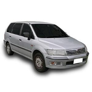 mitsubishi space wagon tercera generacion chasis
