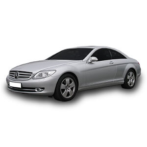 mercedes benz CL 3gen chasis