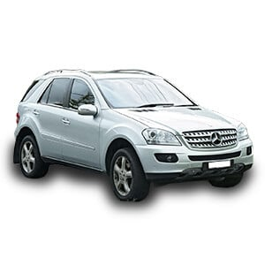 mercedes benz ML 2gen chasis