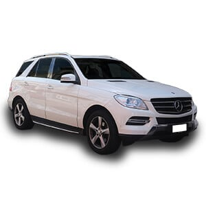 mercedes benz ML 3gen chasis
