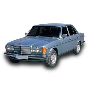 mercedes benz W123 chasis