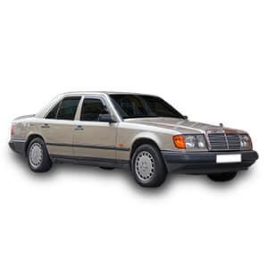 mercedes benz W124 chasis