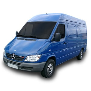 mercedes benz sprinter 1gen chasis