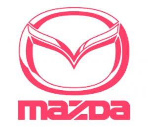 Logotipo Mazda