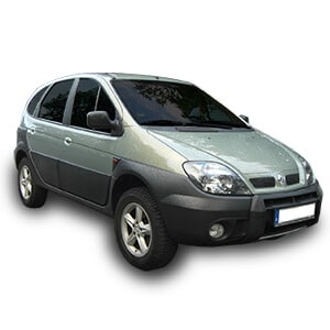 renault scenic rx4 chasis