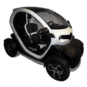 renault twizy chasis