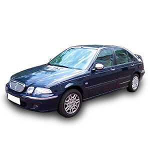 rover 45 chasis