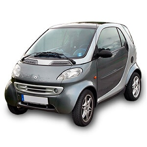 smart fortwo 1gen chasis