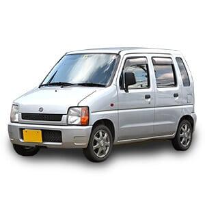 suzuki wagon chasis
