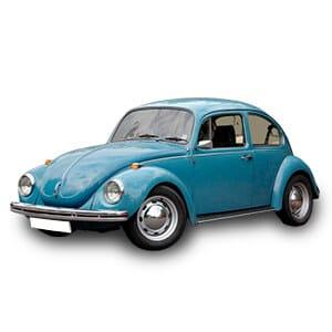 Volkswagen beetle chasis