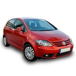 Volkswagen golf plus chasis