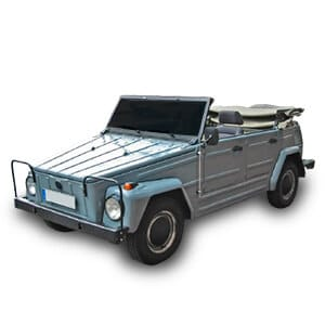 Volkswagen safari chasis