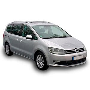 Volkswagen sharan 2gen chasis