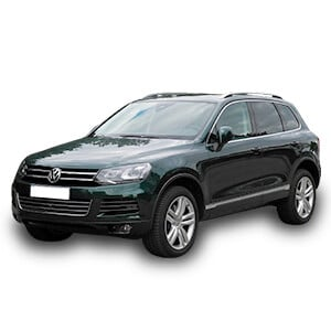 Volkswagen touareg 2gen chasis