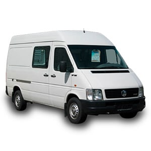 Volkswagen transporter LT 2gen chasis