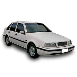 Volvo 460 chasis